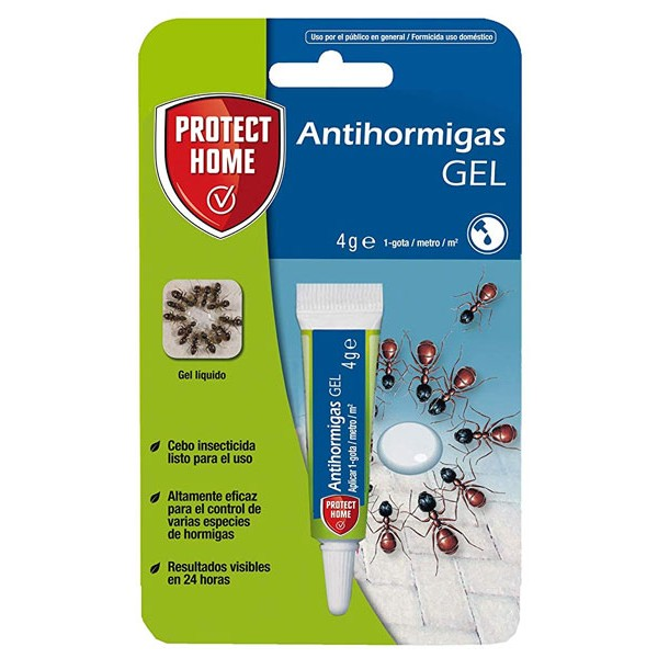 Gel antiformigas Protect Home 4G