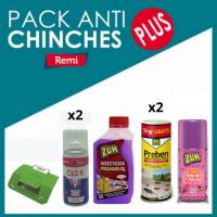 Pacote anti-insetos PLUS