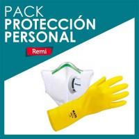 Proteção pessoal doméstica Pack