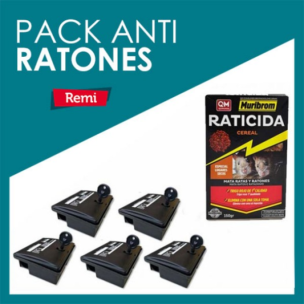 Pacote anti ratos
