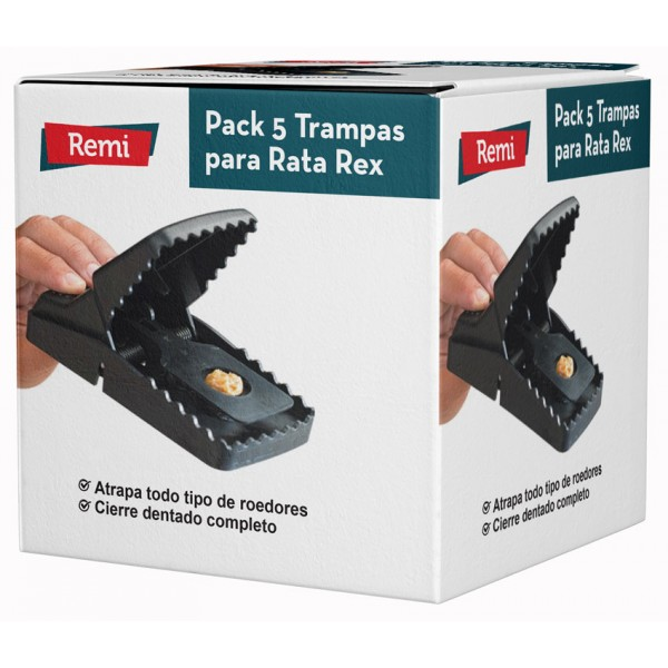 Trapper T-Rex ratos cepo