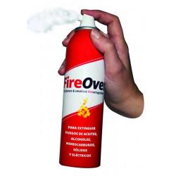 Extintor de fogo desde