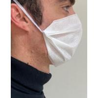 Máscaras higiênicas descartáveis