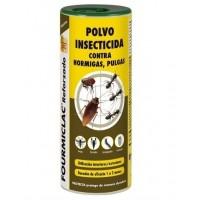 Inseticida em pó para as pulgas, formigas, vespas, escorpiões Talquera 250grs.
