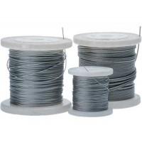 Arame galvanizado 2mm padrão para redes de pombos